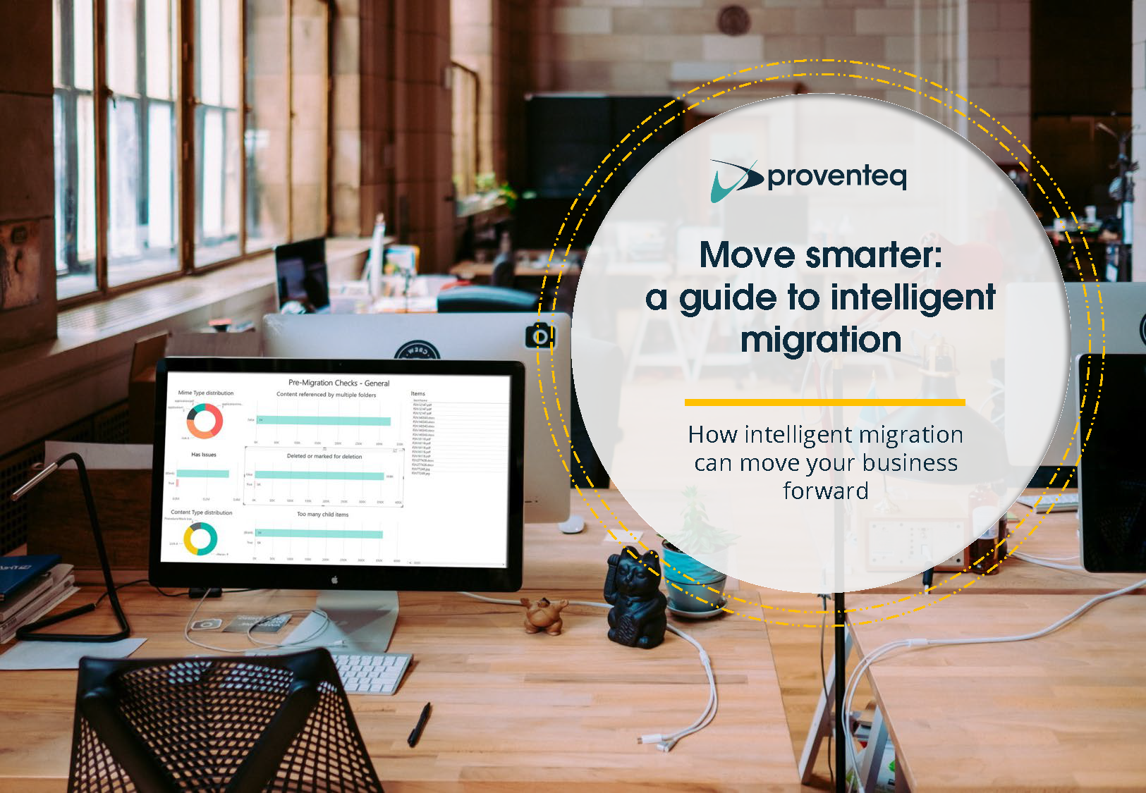 Move Smarter: A guide to intelligent migration eBook